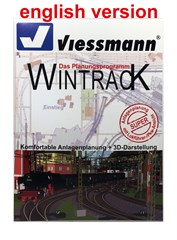 Viessmann 10061 - WINTRACK 3D Vollversion EN