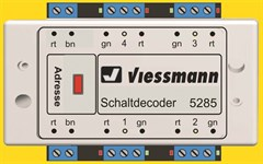 Viessmann 5285 - Multiprotokoll-Schaltdecoder