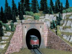 Vollmer 42501 - H0 Tunnelportal, eingleisig,