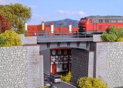 Vollmer 42544 - H0 Bahnüberführung
