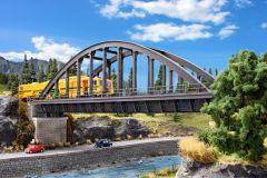 Vollmer 42553 - H0 Stahlbogenbrücke, gerade
