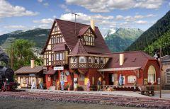 Vollmer 43512 - H0 Bahnhof Wildbach