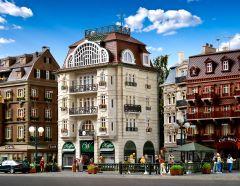 Vollmer 43618 - H0 Wiener Kaffeehaus