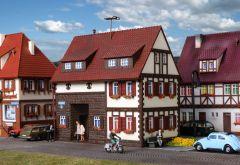 Vollmer 43653 - H0 Wohnhaus