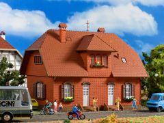 Vollmer 43659 - H0 Backstein-Siedlungshaus
