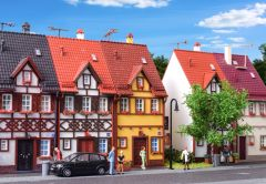 Vollmer 43671 - H0 Wohnhaus Bahnhofstraße 13