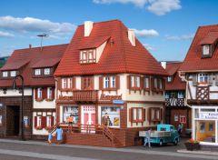 Vollmer 43674 - H0 Metzgerei Bahnhofstraße 19