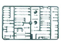 Vollmer 45022 - H0 Deko-Set Dachausstattung