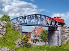 Vollmer 47302 - N Stahlbogenbrücke, gerade
