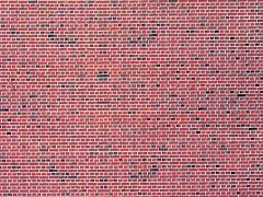 Vollmer 47361 - N Mauerplatte Klinker, 10 Stk
