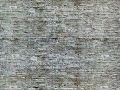 Vollmer 47365 - N Mauerplatte Mauerstein, 10