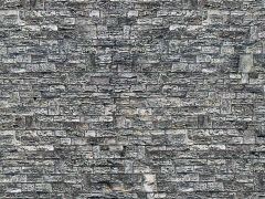 Vollmer 47367 - N Mauerplatte Haustein, 10