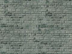 Vollmer 47369 - N Mauerplatte Porphy, 10 Stk