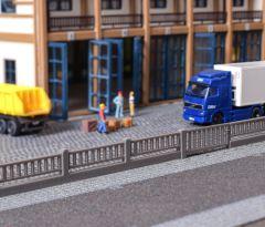 Vollmer 47424 - N Fabrikzaun, 125 cm